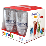 Boxed Set of Four Tervis Tumblers